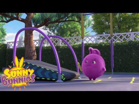 Cartoons For Children | SUNNY BUNNIES - Hopscotch Bunnies | New Episode | Season 4 | Cartoon