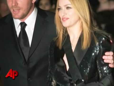 Madonna Recovering From Another Horse Fall