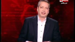 بالفيديو.. تامر أمين ساخرا من اعتصام 'صباحي': 'تلاقيه بيرش شقته من النمل والحشرات'