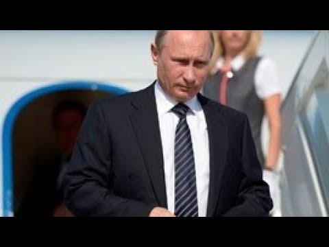 Прилет Владимира Путина