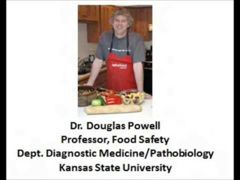 Food Safety Audits--One Element in a Food Safety Program with Dr. Douglas Powell