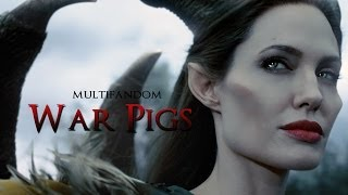 Multifandom || War Pigs