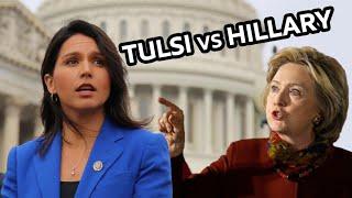 Tulsi Gabbard vs. Hillary Clinton and the Corporate Media