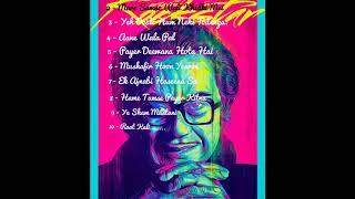 Kishore kumar top 10 hit (unplugged)