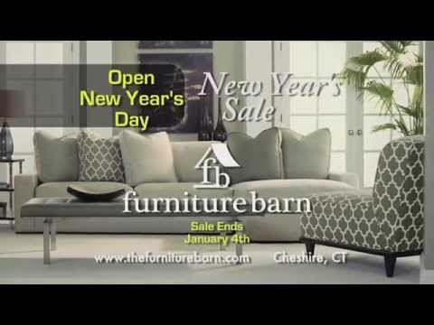 Furniture Barn 2015 New Year's Sale