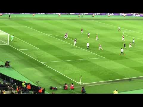 West Ham v Fulham highlights 22nd February 2019 - West Ham 3-1 Fulham