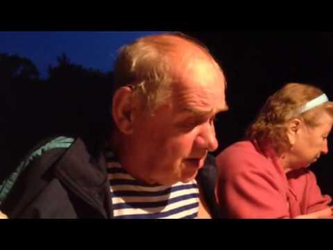 Анекдот про Пушкина, Блока и Маяковского (1 видео)