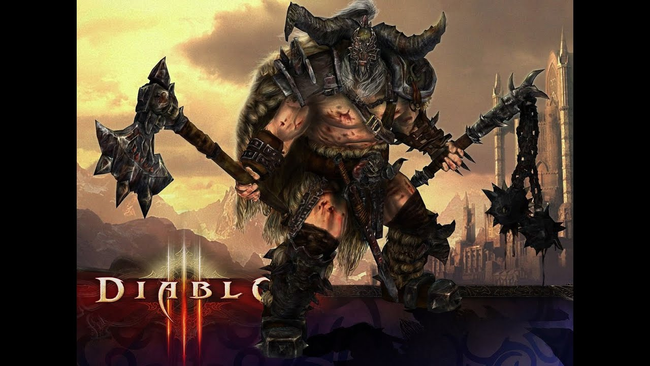 D Barbarian Build Season