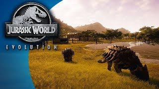 Jurassic World Evolution Gameplay (PC)