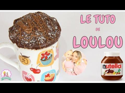 ♡•-recette-mugcake-nutella---facile-et-rapide-•♡