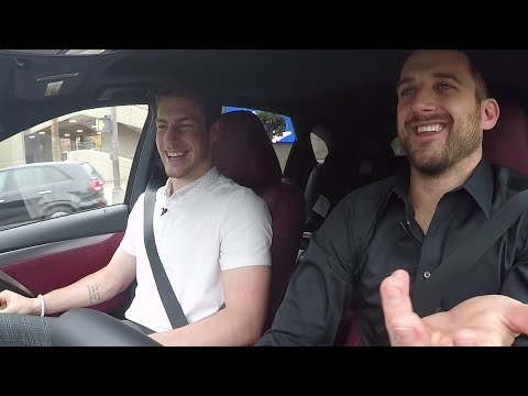 Carpool with the Captain | Dubois
