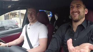 Carpool with the Captain | Dubois