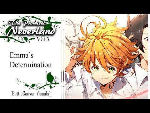 The Promised Neverland OST Vol 3 - Emma's Determination [エマの決意]