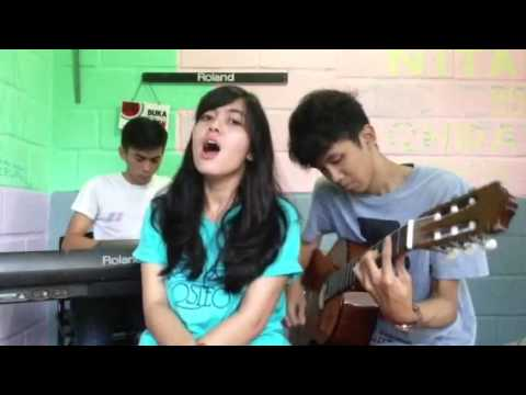 Seandainya vierra (cover) by andika , brilian and qhira