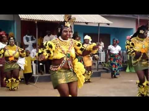 Efik Dance Nigeria