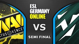 NAVI vs VIKIN.GG - RAMPAGE! SEMI FINAL - ESL ONE Germany 2020 Highlights Dota 2