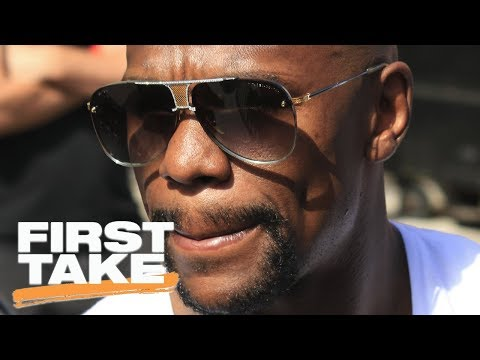 Stephen A. and Max disagree over Floyd Mayweather's undefeated record | First Take | ESPN