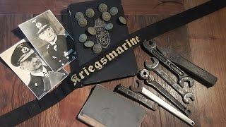 WW2 Relikte Teil 144 : Nachlass Matrose der Kriegsmarine (WK2, Konvolut, Wehrmacht))