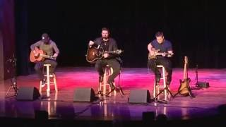 Chris Young Fan Club Party Dinner with Vince Gill CMHOF 6-11-16