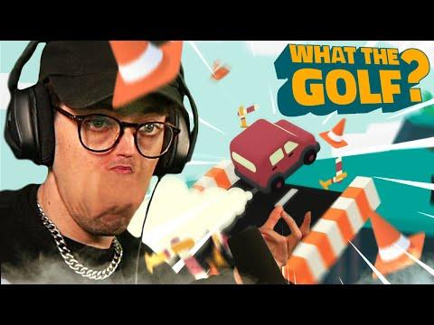 Ich dachte das wäre ein Golfspiel..? | What the Golf