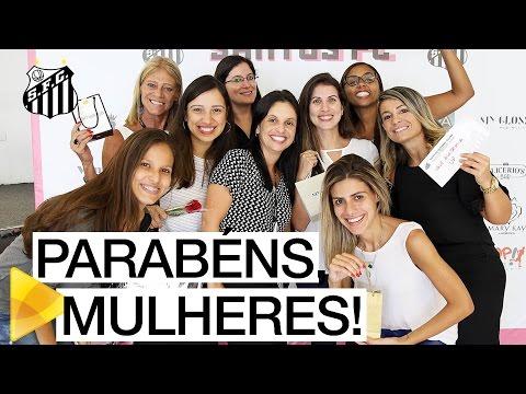 Café da manhã reúne colaboradoras, no Dia Internacional das Mulheres