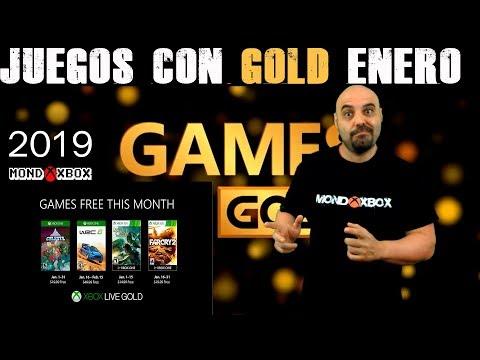 Cuenta Con Juegos Gratis Xbox One Y Xbox 360 Enero 2019 Xbox Live