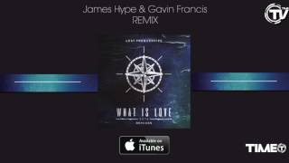 Lost Frequencies - What Is Love 2016 (James Hype & Gavin Francis Remix) - Cover Art - Time Records