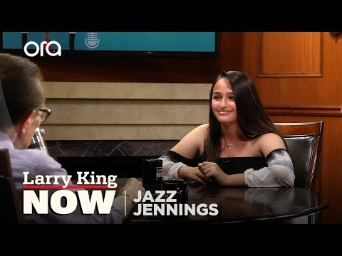 "Jazz Jennings opens up about her ""bottom surgery"" 