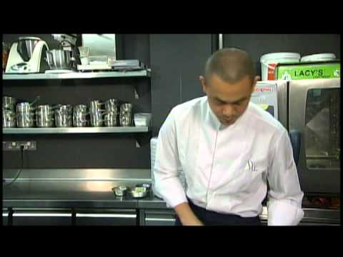 Simply Ming: Andre Chiang & Cooking With Our Senses  part 1