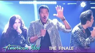 American Idol Finale! Lionel Richie & Top 10 WILD Intro | American Idol 2019