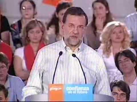17-05-07 Mitin Barcelona - Rajoy - Problemas de las personas