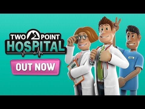 Two Point Hospital till konsol ute nu Sjukhussimulatorn är äntligen här!