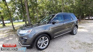 Your 2018 Ford Explorer Limited - For Sale Review & Exterior/Interior Overview