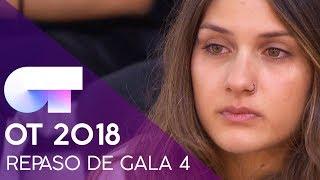 REPASO DE GALA | GALA 4 | OT 2018