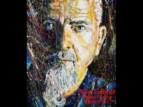The Barry Williams   Peter Gabriel