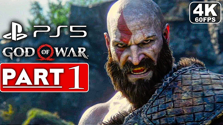 god of war ps5 gameplay walkthrough part 1 4k 60fps  no commentary full game