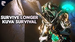 Warframe: How to survive longer in Kuva survival