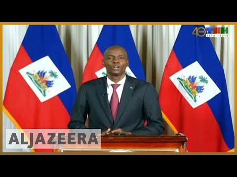 🇭🇹 Haiti's president refuses to resign amid violent protests l Al Jazeera English
