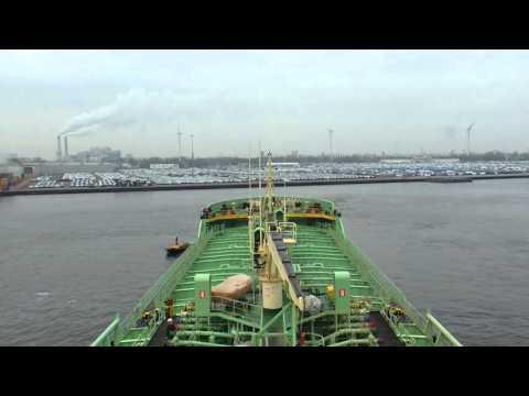 Amsterdam Nustar berth n3 mooring 141215