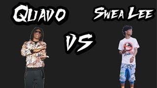 WHO'S BETTER AT HOOKS? SWAE LEE VS. QUAVO!