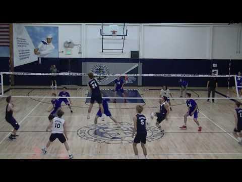 FVHS Boys Volleyball vs. Newport Harbor 3/18/17