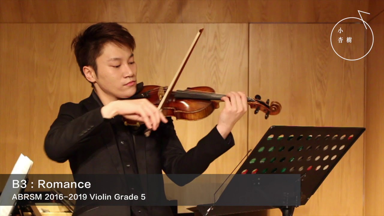 VIOLIN EXAM 2016-2019 Grade 6 Violin/&Piano ABRSM*