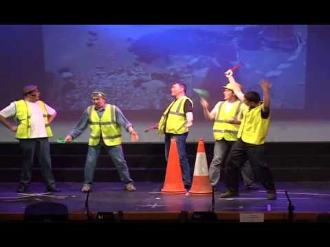 The Pothole song!