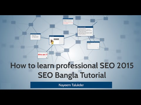 How to learn professional SEO and SEO Bangla Tutorial 2015  (part -2)