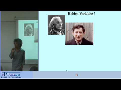 Avshalom Elitzur | Can a Future Choice Affect a Past Measurement Outcome?