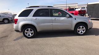 2006 Pontiac Torrent Broken Arrow, Pryor, Tulsa, Oklahoma City, OK, Wichita KS P350A