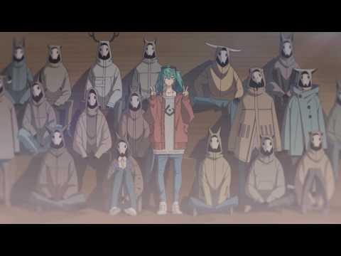 Hachi MV - Sand Planet [Suna no wakusei] [Off vocal]