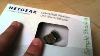 Netgear Wireless USB Micro Adapter