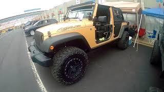 Charlotte Auto Fair - Jeeps Part 2