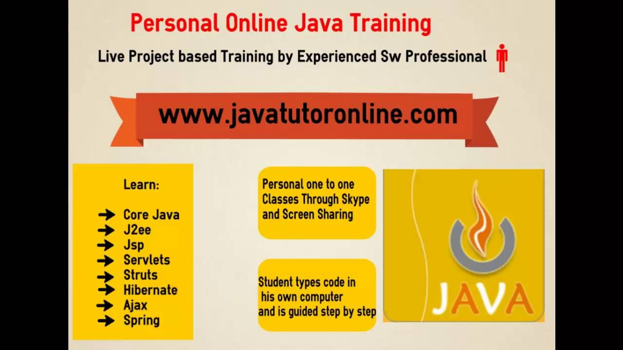 how to learn java online